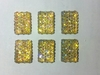Стразы мармеладки пришивные MMP14/10-2AB (айвори АВ)