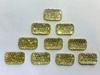 Стразы мармеладки пришивные MMP14/8-2 (айвори )