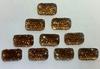 Стразы мармеладки пришивные MMP14/8-27 (коричневый)