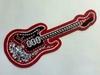 Аппликации гитара AK370-4 (красный)