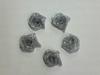 Розочки из парчи RP15-42(серебро)