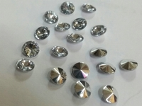 Стразы ювелирные стекло SY1-№8-42 (кристалл)