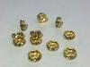 Разделитель для бус со стразами RDBS1-41(золото)