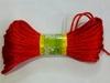 Шнур корсетный SHK2-4 (красный)