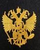 Аппликации герб 3482-41 (золото)