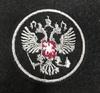 Аппликации герб AK529-42-10 шт (серебро)  Цена за 10 шт