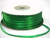 Лента атласная AL03-18 (зеленый) Цена за 100ярд.