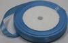 Лента атласная AL12-16 ( голубой) Цена за 25ярд.