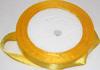 Лента атласная AL12-9 (желтый) Цена за 25ярд.