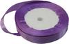 Лента атласная AL15-46 ( светло фиолетовый) Цена за 25ярд.