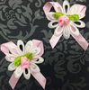 Бантики атласные BK2-4-34 (розовый) Цена за 10 шт