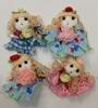Куколки декоративные DK-4 шт  Цена за 4 шт