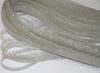 Регилин с люрексом RGL1-41(белый) Цена за 50ярд(45,7м) белый