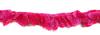 Рюш атлас RUSHAL-76 (ярко розовый) Цена за 10 метров
