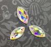 Стразы стекло пришивные 103417-AB Цена за 36 шт