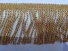 Бахрома металлизированная BhKM75-41 (золото) Цена за 16,5 м