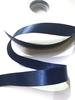 Лента атласная AL15-12-100Y (темно синий)