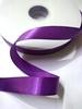 Лента атласная AL2-45-100Y (темно фиолетовый)