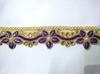 Тесьма декоративная TDS34-43 (фиолетовый)