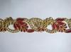 Тесьма декоративная 9005-4 (красный)