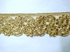 Тесьма декоративная 884-41 (золото)