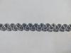 Тесьма декоративная  8585-42 (серебро)
