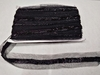 Тесьма с бисером NF8891-3 (черный)