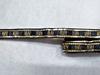 Тесьма с пайетками декоративная TDP3-41-3-8Y (черный с золотом)
