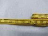 Тесьма с пайетками декоративная TDP3-7-8Y (желтый)