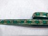 Тесьма с пайетками декоративная TDP3-18-8Y (зеленый)