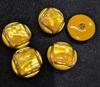 Пуговицы на ножке PP022-7 (желтый)