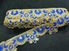 Тесьма декоративная TDS60-11 (синий)
