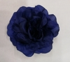Цветы на булавке Ts1-12 (темно синий) Цена за 12 шт