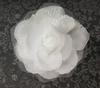 Цветы на булавке Ts2-12sm-1 (белый)